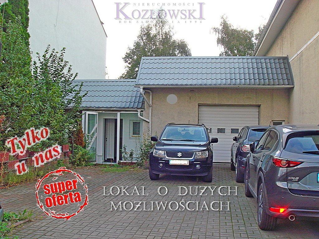 Magazyn na sprzedaż Gdynia, Obłuże, Kuśnierska  131m2 Foto 1