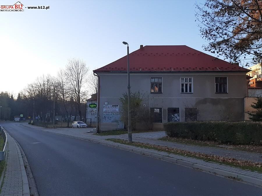 Działka budowlana na sprzedaż Rabka-Zdrój, Rabka-Zdrój, Poniatowskiego  3500m2 Foto 2