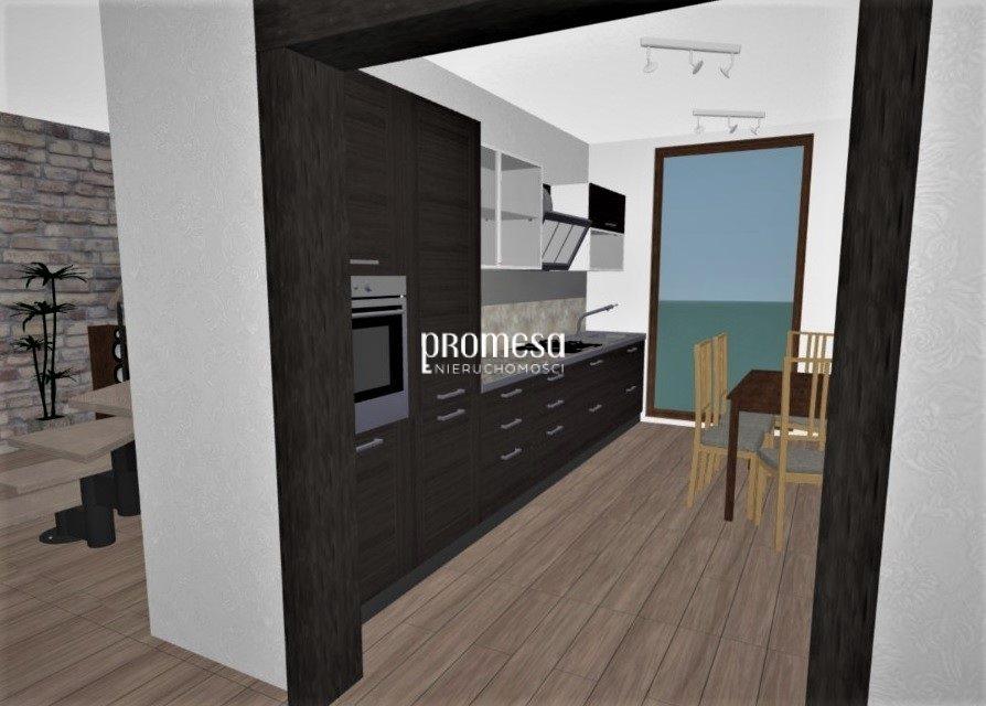 Mieszkanie trzypokojowe na sprzedaż Wrocław, Fabryczna, Leśnica  74m2 Foto 3