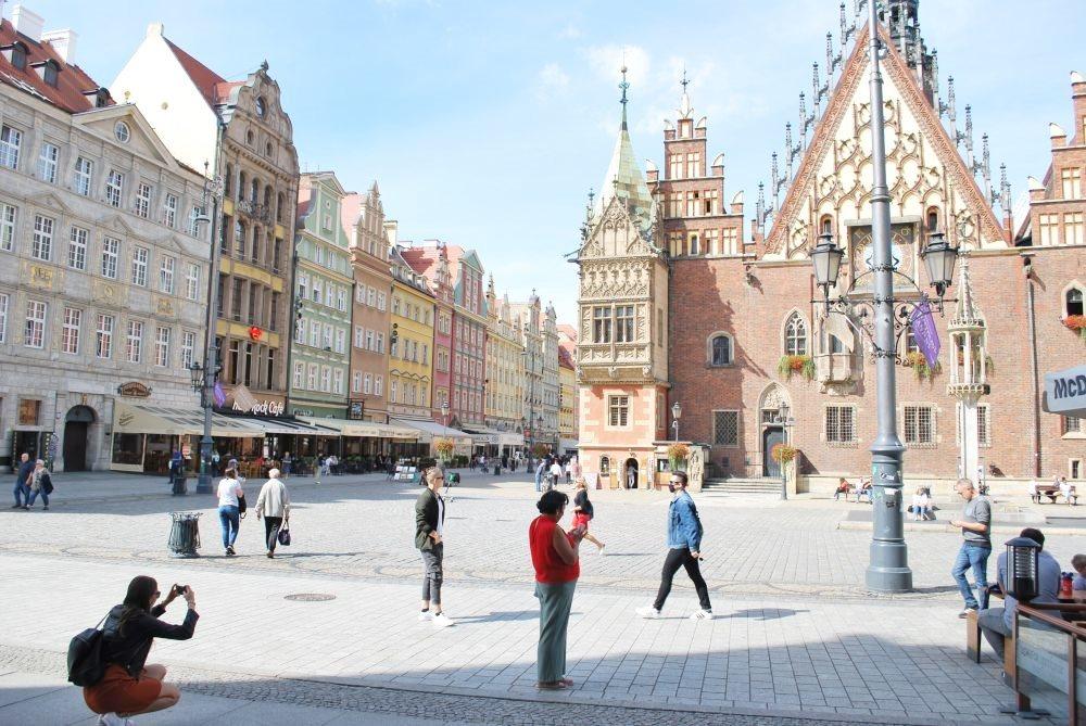 Lokal użytkowy na wynajem Wrocław, Stare Miasto, RYNEK  255m2 Foto 3