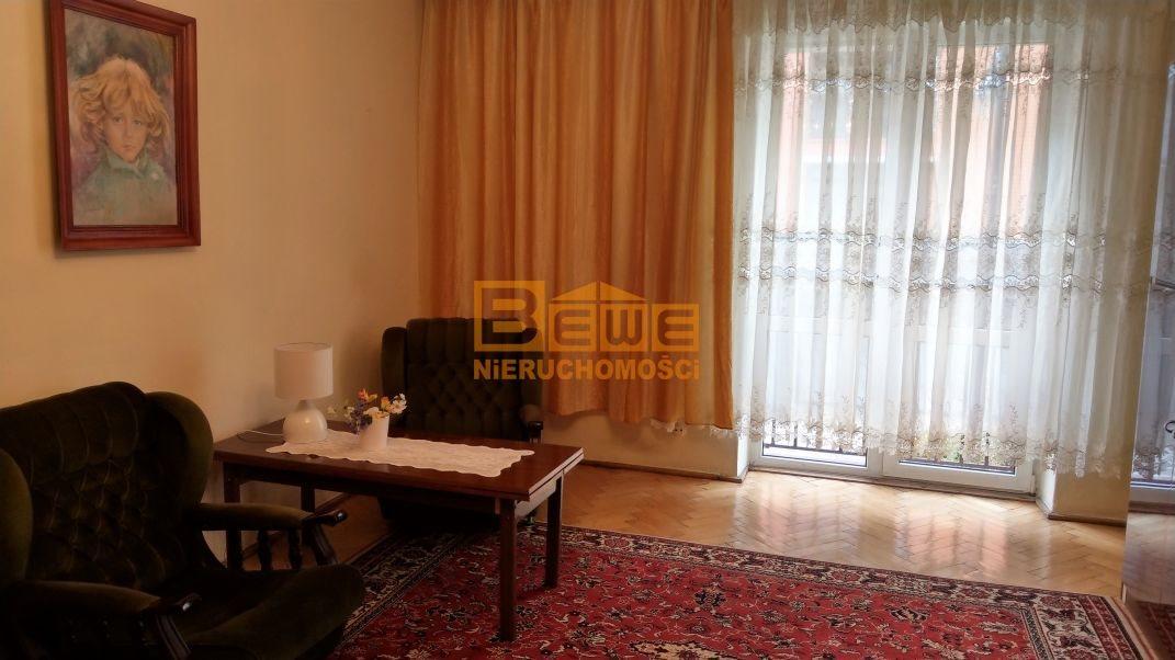 Mieszkanie dwupokojowe na wynajem Białystok, Centrum, Nowy Świat  51m2 Foto 1