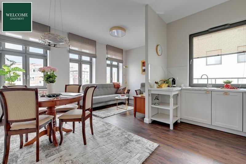 Mieszkanie dwupokojowe na wynajem Gdańsk, Śródmieście, PANIEŃSKA  47m2 Foto 4