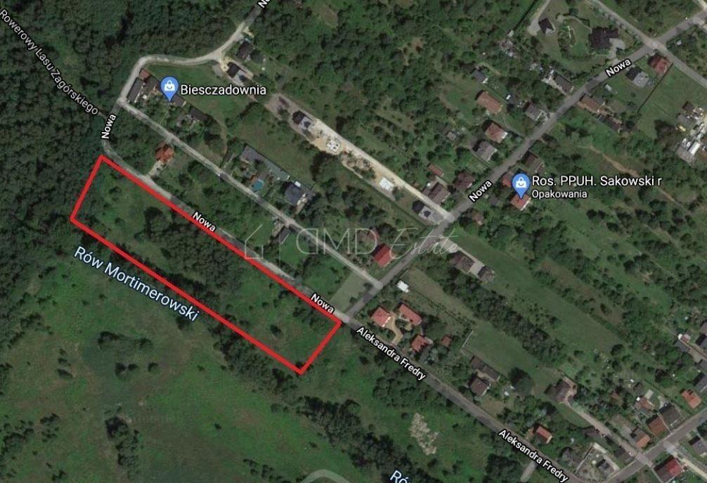 Działka budowlana na sprzedaż Sosnowiec  1540m2 Foto 3