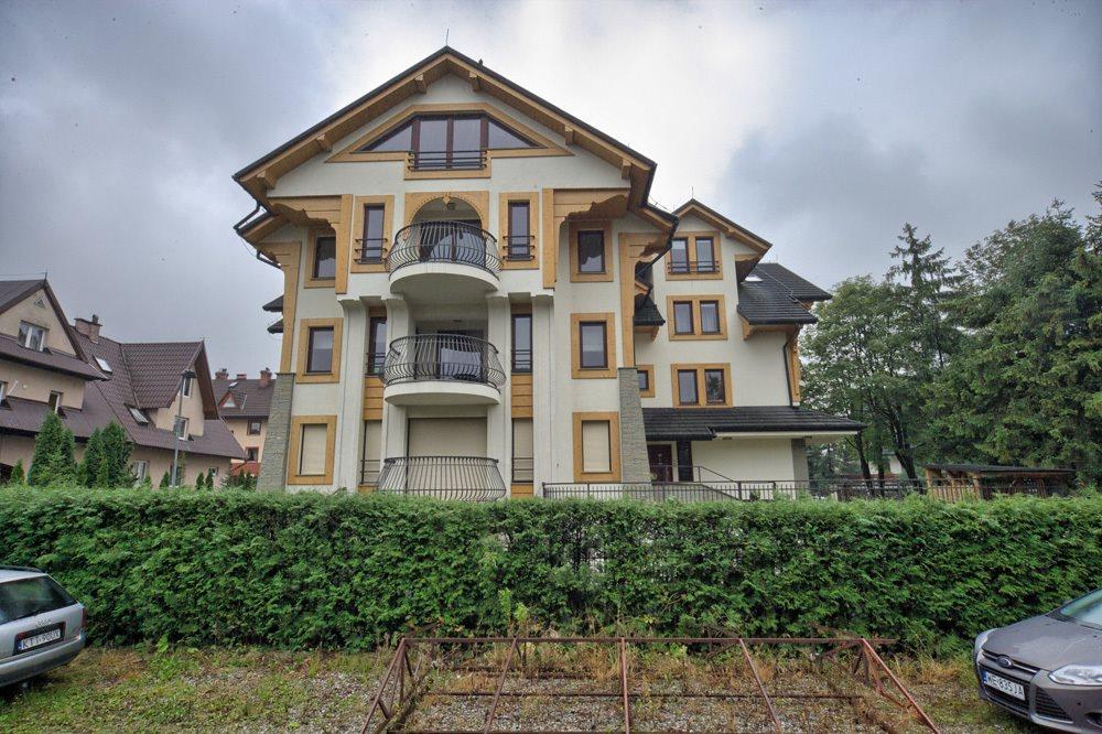 Mieszkanie czteropokojowe  na sprzedaż Zakopane  91m2 Foto 1
