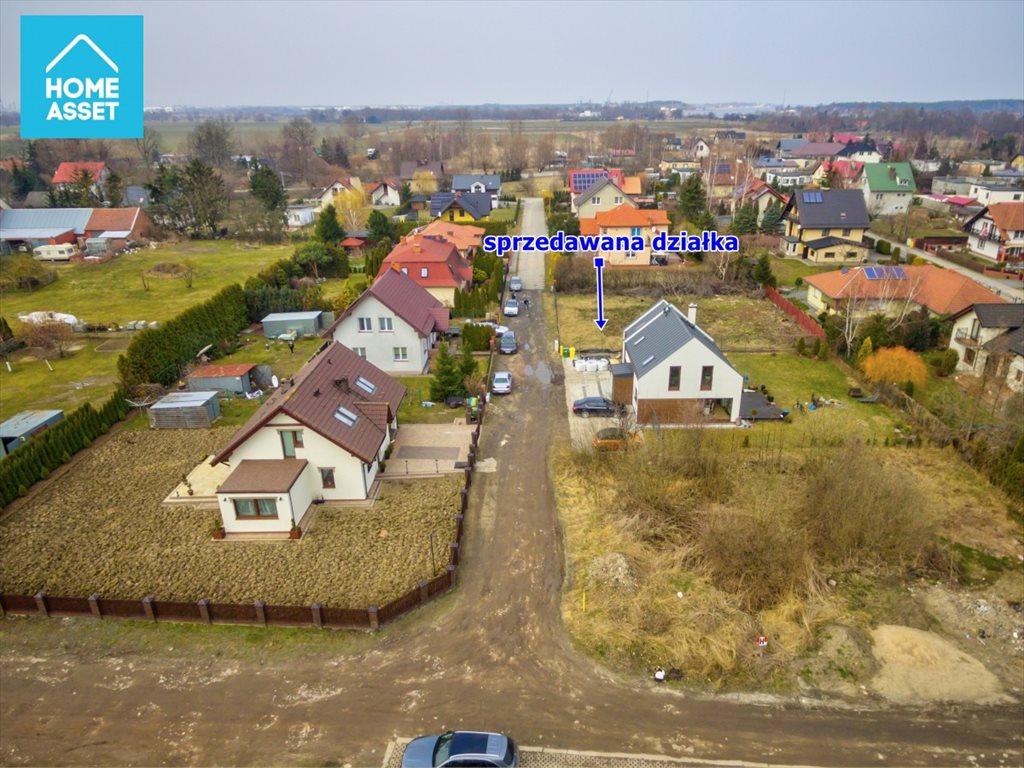 Działka budowlana na sprzedaż Wiślinka, Koralowa  732m2 Foto 9