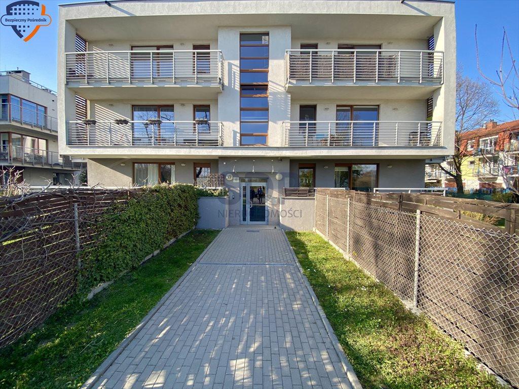Mieszkanie dwupokojowe na sprzedaż Wrocław, Fabryczna, Żerniki, Rumiankowa  58m2 Foto 1