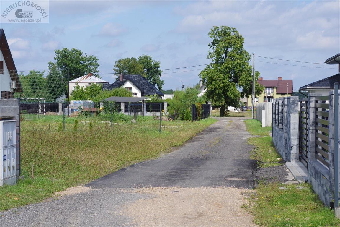 Działka budowlana na sprzedaż Mistów  932m2 Foto 5