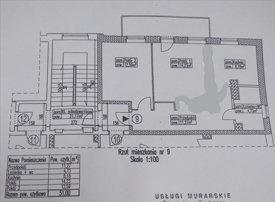 Mieszkanie dwupokojowe na sprzedaż Warszawa, Praga-Południe, Gocławek, Biskupia  51m2 Foto 10