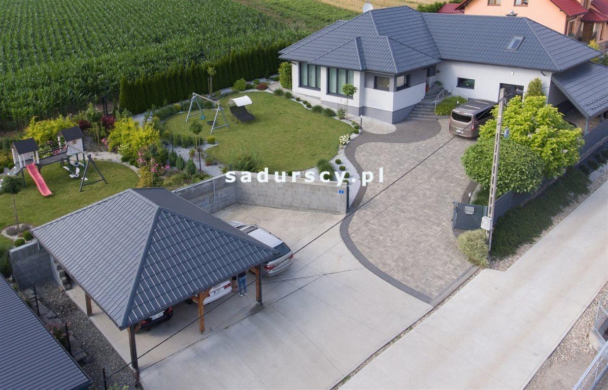 Dom na sprzedaż Kocmyrzów-luborzyca, Luborzyca  150m2 Foto 2