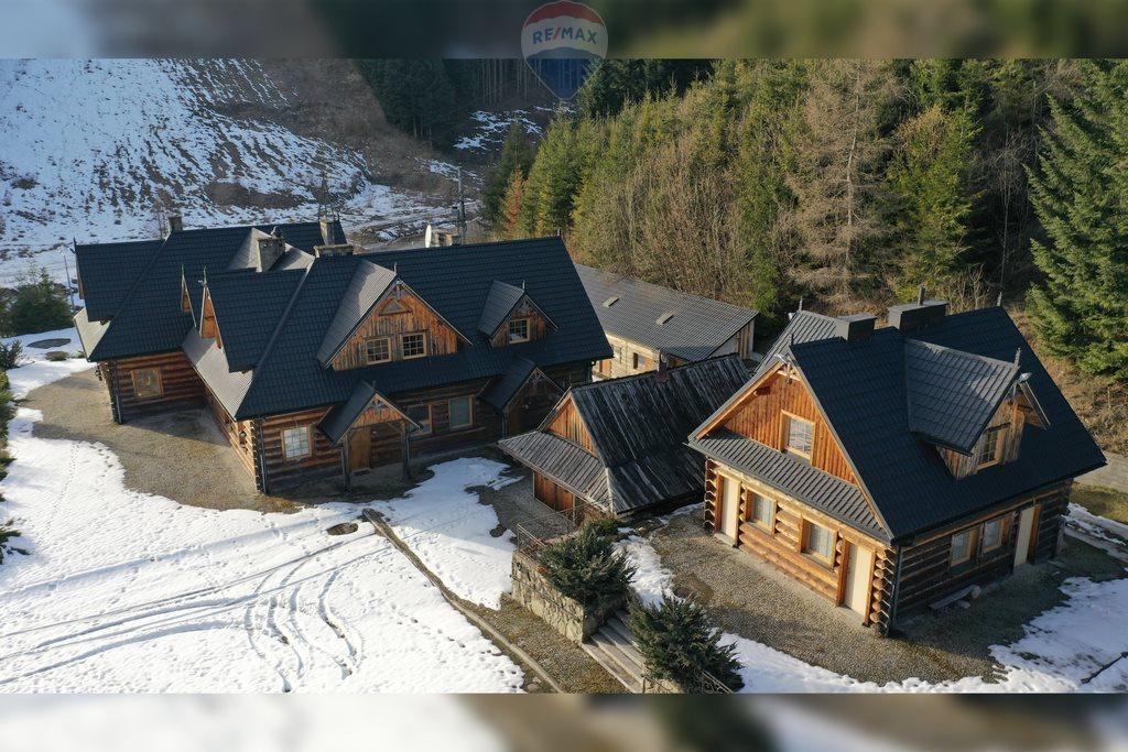 Działka komercyjna na sprzedaż Szczawnica, Skotnicka  86881m2 Foto 5