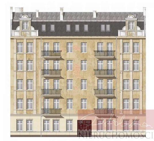 Mieszkanie trzypokojowe na sprzedaż Poznań, Łazarz, Łazarz, Marcelego Mottego  84m2 Foto 1