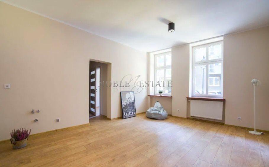 Mieszkanie dwupokojowe na sprzedaż Poznań, Łazarz, Łazarz, Marcelego Mottego  32m2 Foto 2