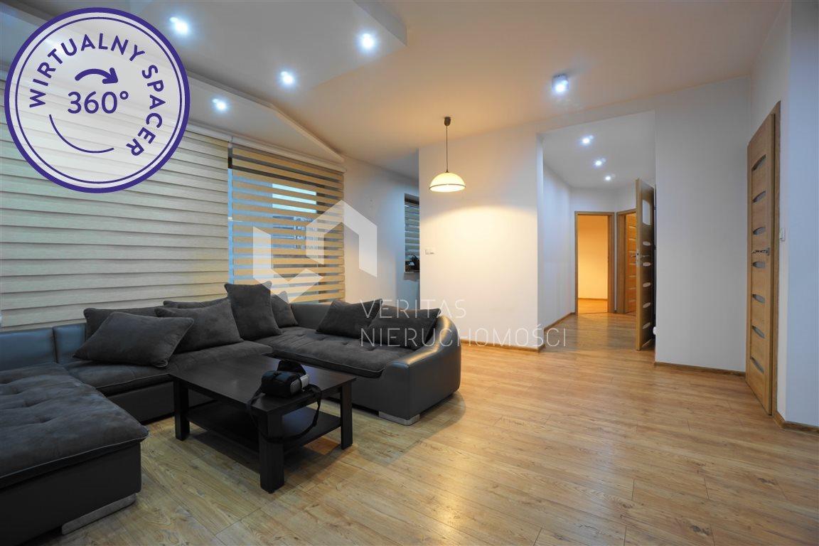Mieszkanie trzypokojowe na sprzedaż Katowice, Dolina Trzech Stawów, Paderewskiego  69m2 Foto 1