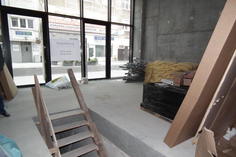 Lokal użytkowy na wynajem Gdynia, Śródmieście, Wybickiego  92m2 Foto 9