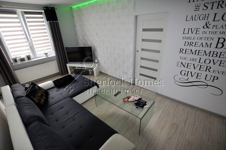 Mieszkanie dwupokojowe na sprzedaż Bytom, Centrum, Ligęzy  43m2 Foto 1