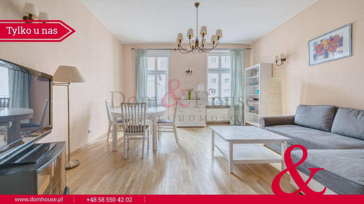 Mieszkanie trzypokojowe na sprzedaż Sopot, Dolny, Grunwaldzka  71m2 Foto 1