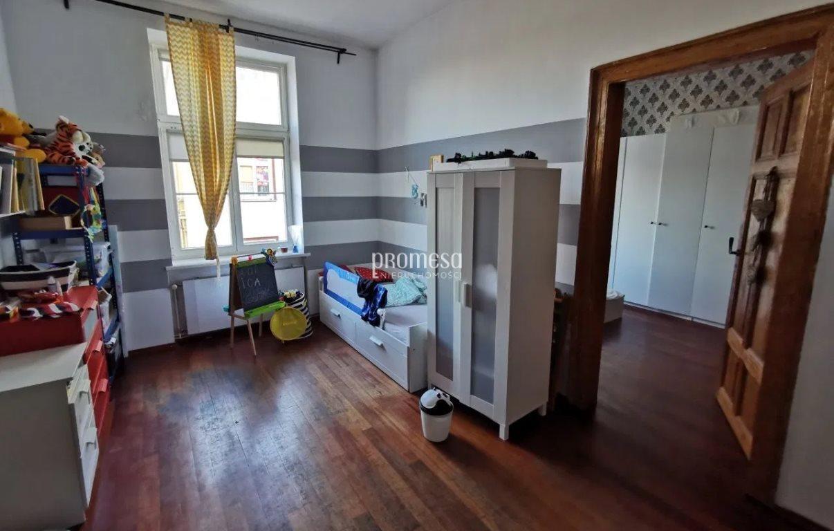 Mieszkanie czteropokojowe  na sprzedaż Wrocław, Centrum  104m2 Foto 4