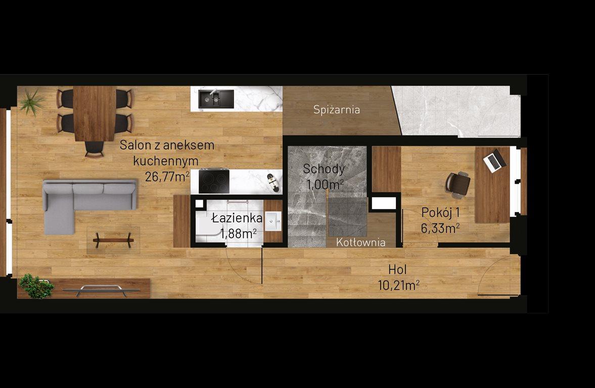 Mieszkanie czteropokojowe  na sprzedaż Kraków, Prądnik Biały, Jordanowska  89m2 Foto 5
