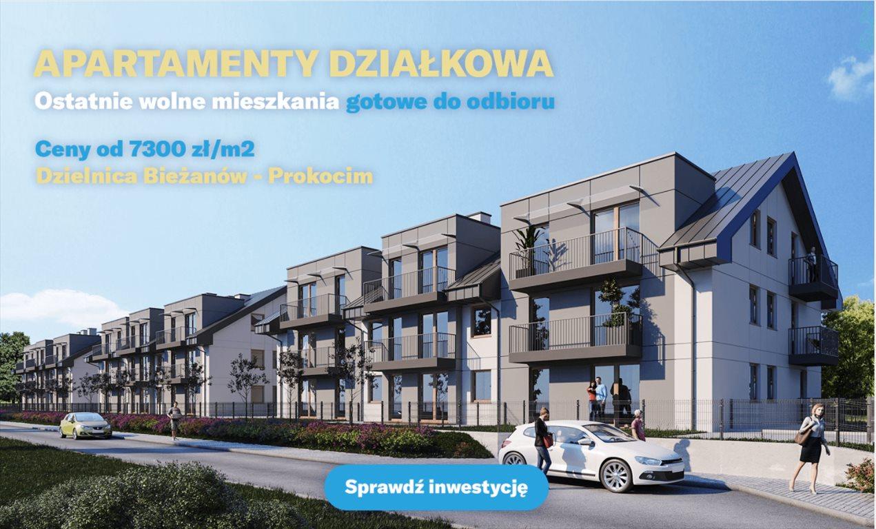 Mieszkanie trzypokojowe na sprzedaż Kraków, Kraków-Podgórze, Działkowa 20  56m2 Foto 9