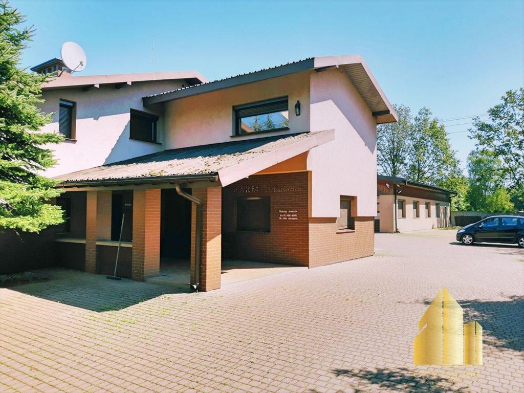 Lokal użytkowy na sprzedaż Rąbień, Aleksandrowska  860m2 Foto 1