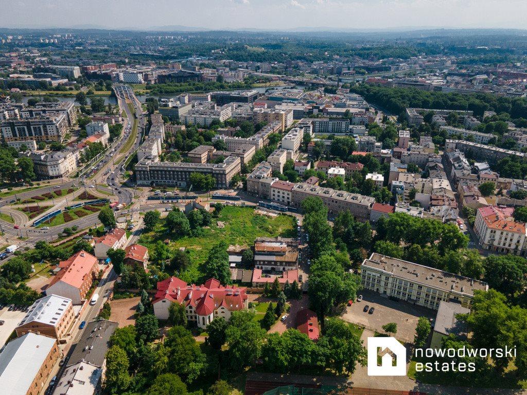 Działka budowlana na sprzedaż Kraków, Grzegórzki, Grzegórzki, Grzegórzecka  1396m2 Foto 9