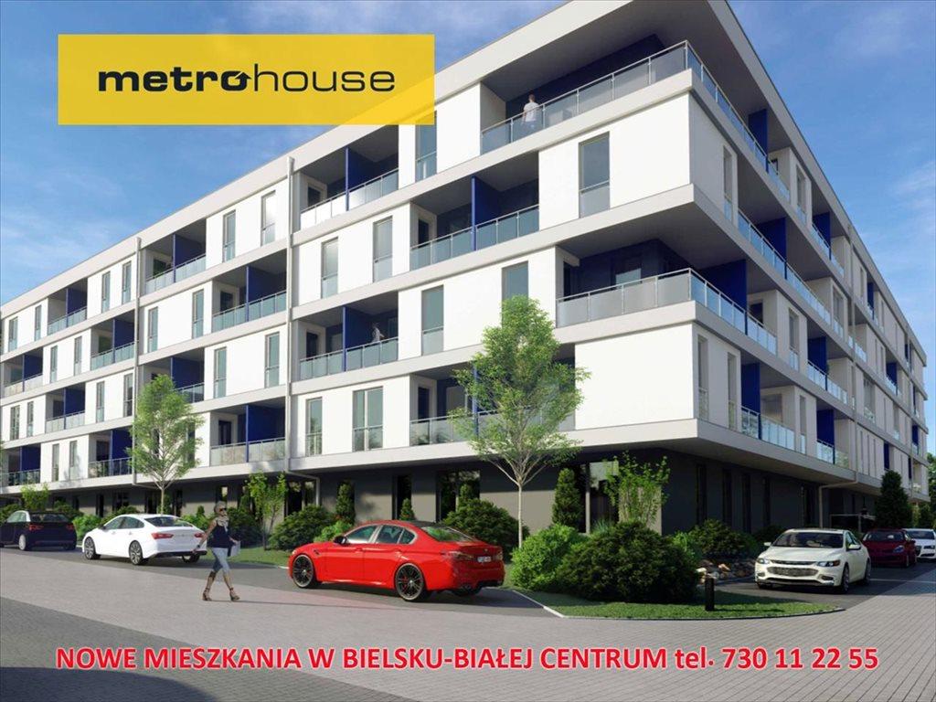 Mieszkanie dwupokojowe na sprzedaż Bielsko-Biała, Bielsko-Biała, Żywiecka  47m2 Foto 4