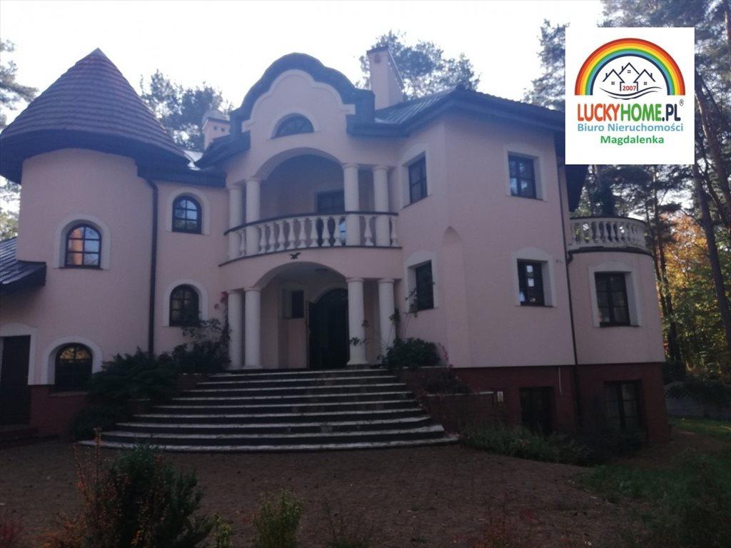 Dom na sprzedaż Magdalenka  497m2 Foto 1