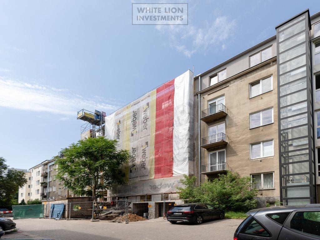 Mieszkanie trzypokojowe na sprzedaż Warszawa, Mokotów, Mokotów, Dominika Merliniego  85m2 Foto 11