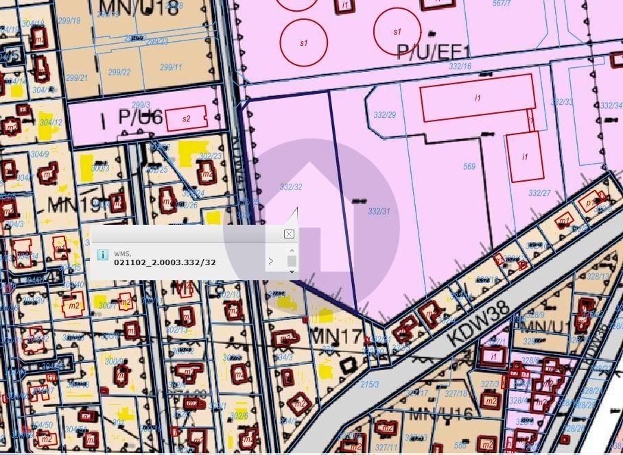 Działka przemysłowo-handlowa na sprzedaż Chróstnik  10334m2 Foto 2