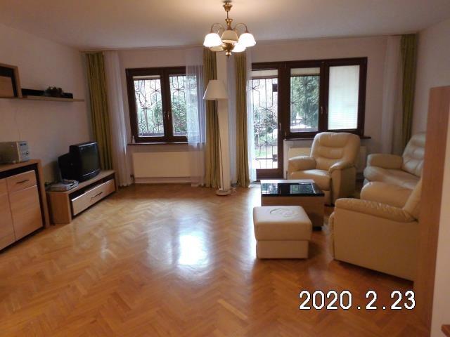 Dom na wynajem Warszawa, Wilanów, Królowej Marysieńki  200m2 Foto 1
