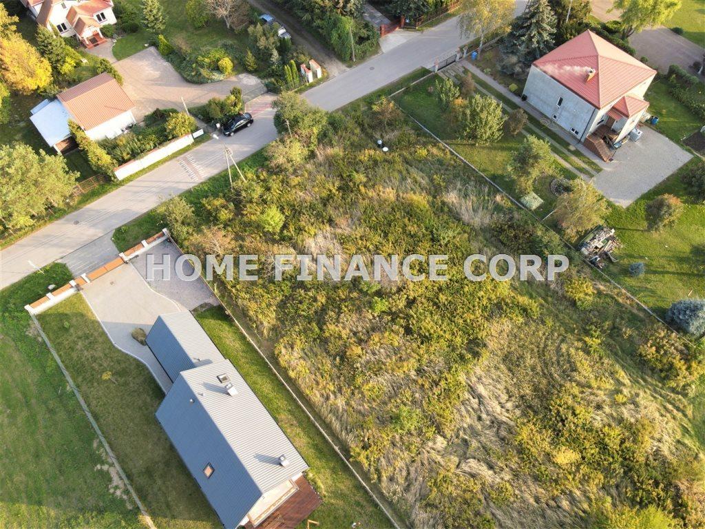 Działka inwestycyjna na sprzedaż Stare Babice  5750m2 Foto 1
