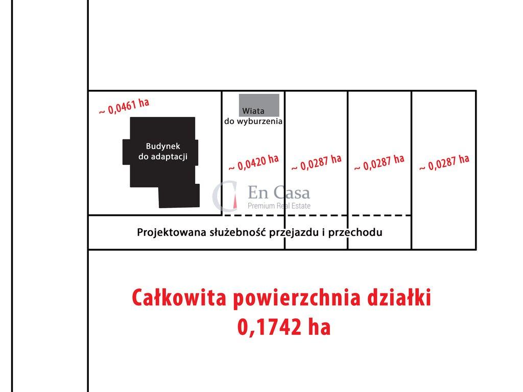 Działka inwestycyjna na sprzedaż Warszawa, Ursus, Orłów Piastowskich  1724m2 Foto 4