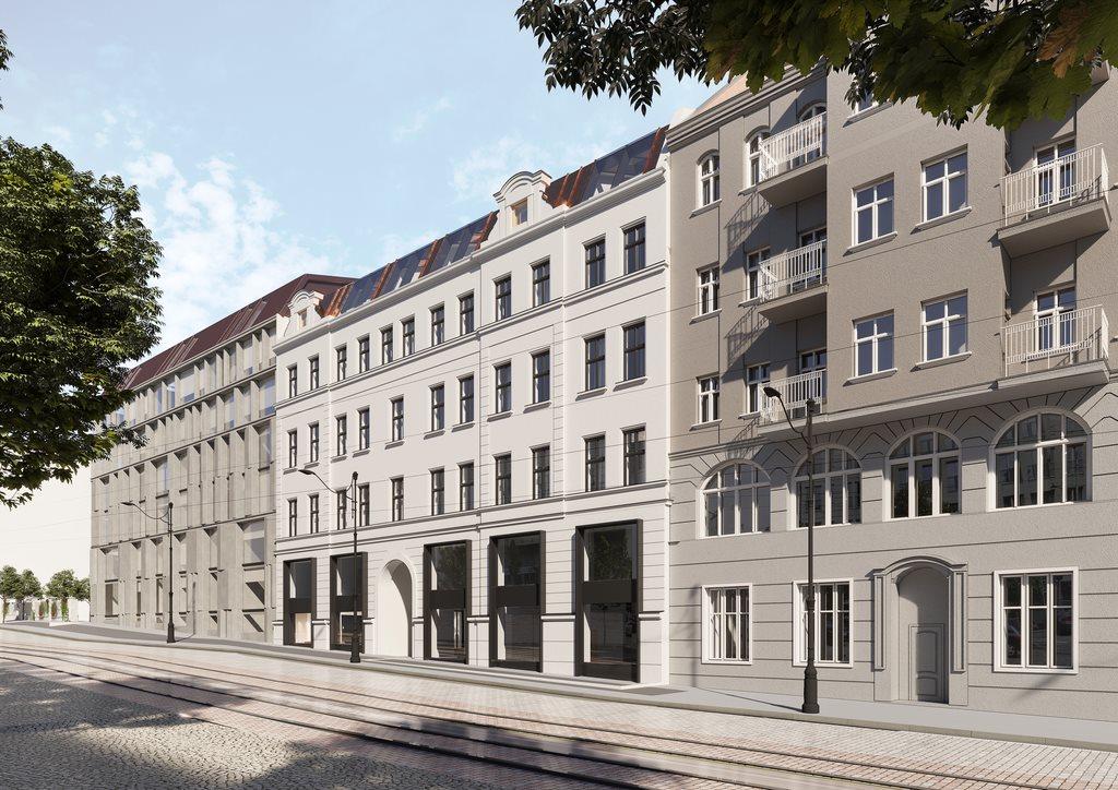 Mieszkanie trzypokojowe na sprzedaż Poznań, Stare Miasto, Podgórna  154m2 Foto 9