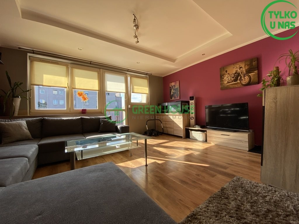 Mieszkanie dwupokojowe na sprzedaż Częstochowa, Śródmieście, Sprzedam 2 pokoje z balkonem w centrum.  50m2 Foto 4