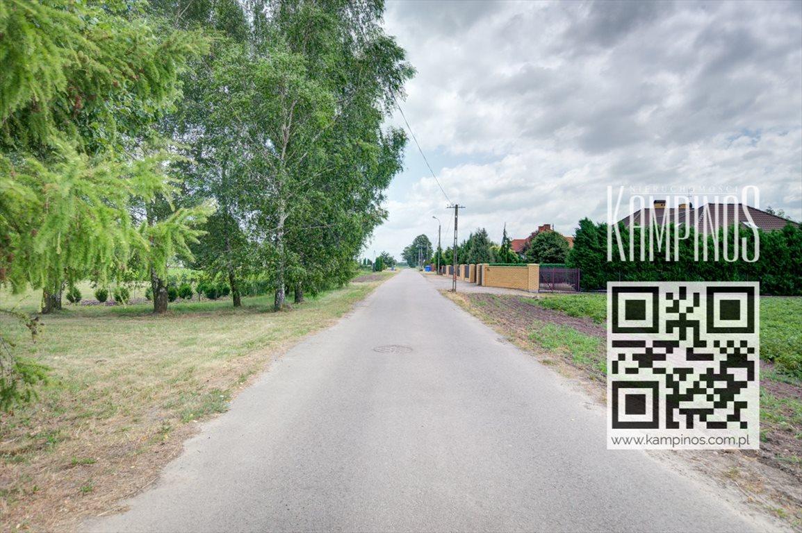 Działka budowlana na sprzedaż Koczargi Nowe, Stare Babice, oferta 2774  3000m2 Foto 1