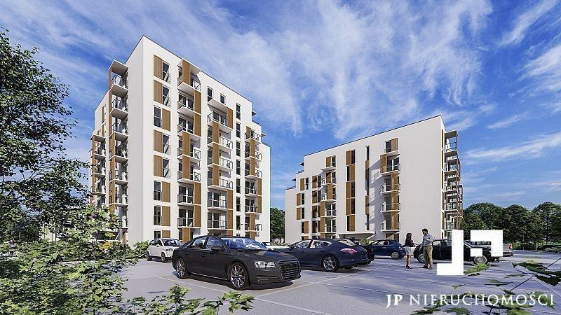 Mieszkanie trzypokojowe na sprzedaż Rzeszów, Zalesie  43m2 Foto 1