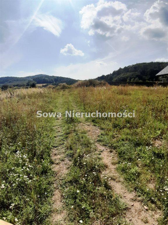 Działka inna na sprzedaż Wałbrzych, Poniatów  1804m2 Foto 1