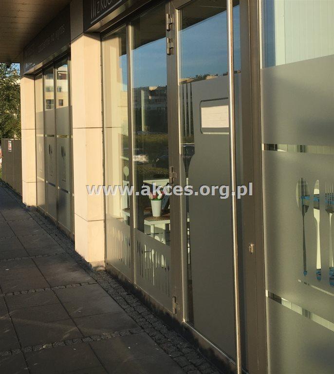 Lokal użytkowy na sprzedaż Warszawa, Wilanów, Miasteczko Wilanów  129m2 Foto 2
