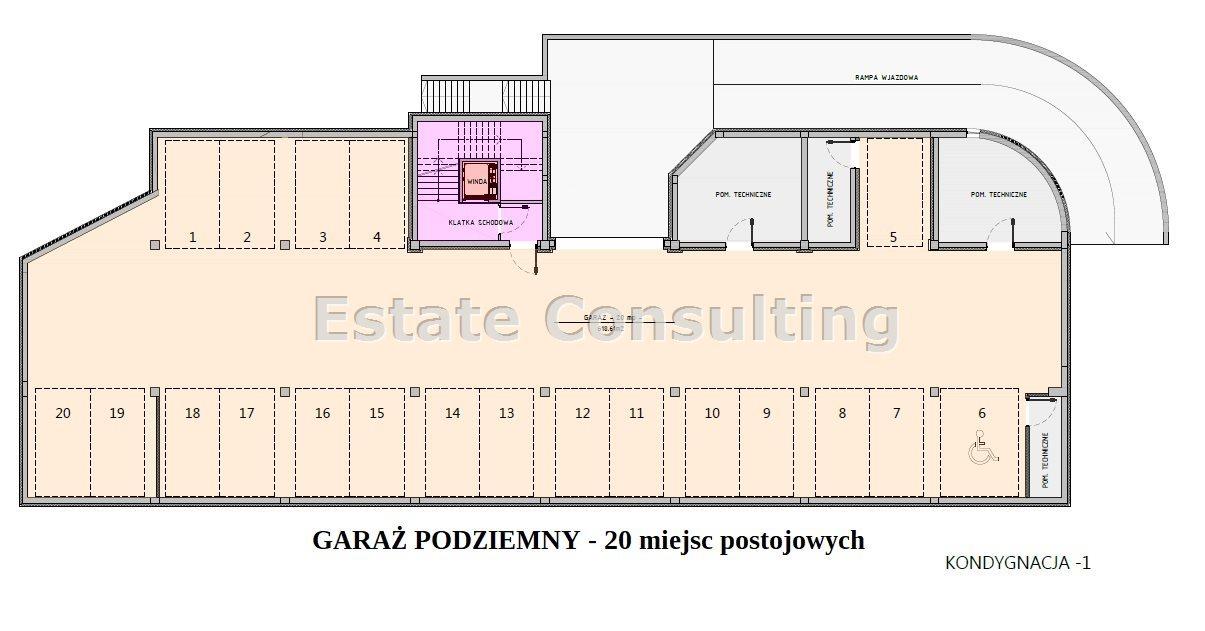 Lokal użytkowy na wynajem Białystok, Centrum  1000m2 Foto 4