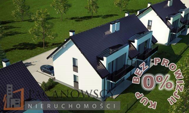 Mieszkanie trzypokojowe na sprzedaż Modlnica  70m2 Foto 1