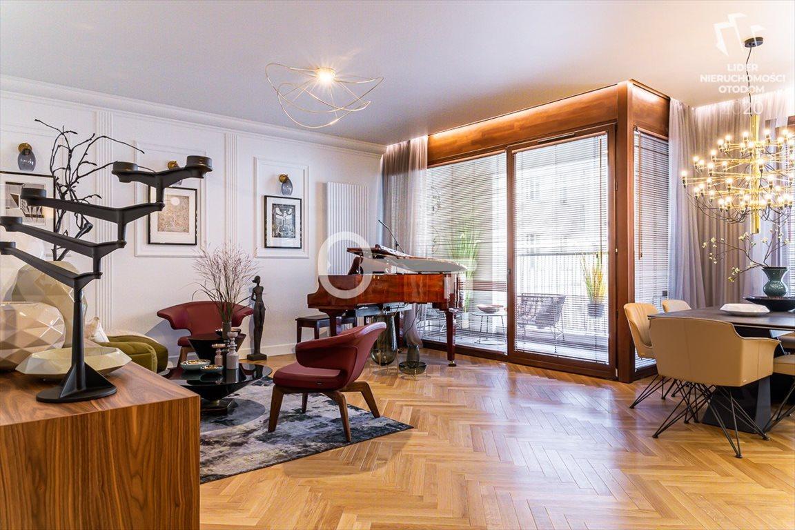 Luksusowe mieszkanie trzypokojowe na sprzedaż Warszawa, Śródmieście, Koszykowa  87m2 Foto 2