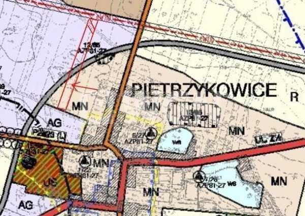 Działka rolna na sprzedaż Pietrzykowice, Pietrzykowice, ok. Smoleckiej  14700m2 Foto 1