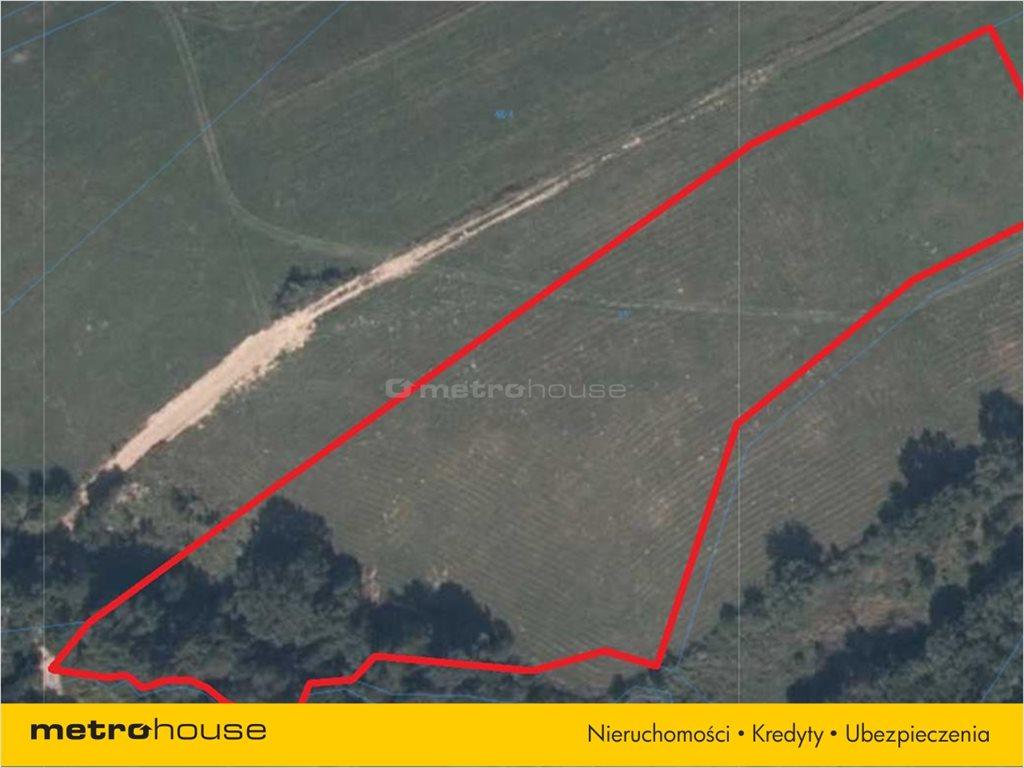 Działka rolna na sprzedaż Weremień, Lesko  9200m2 Foto 12