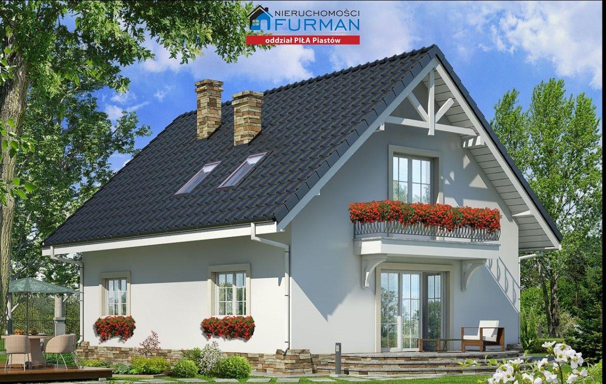 Dom na sprzedaż Krępsko  129m2 Foto 2