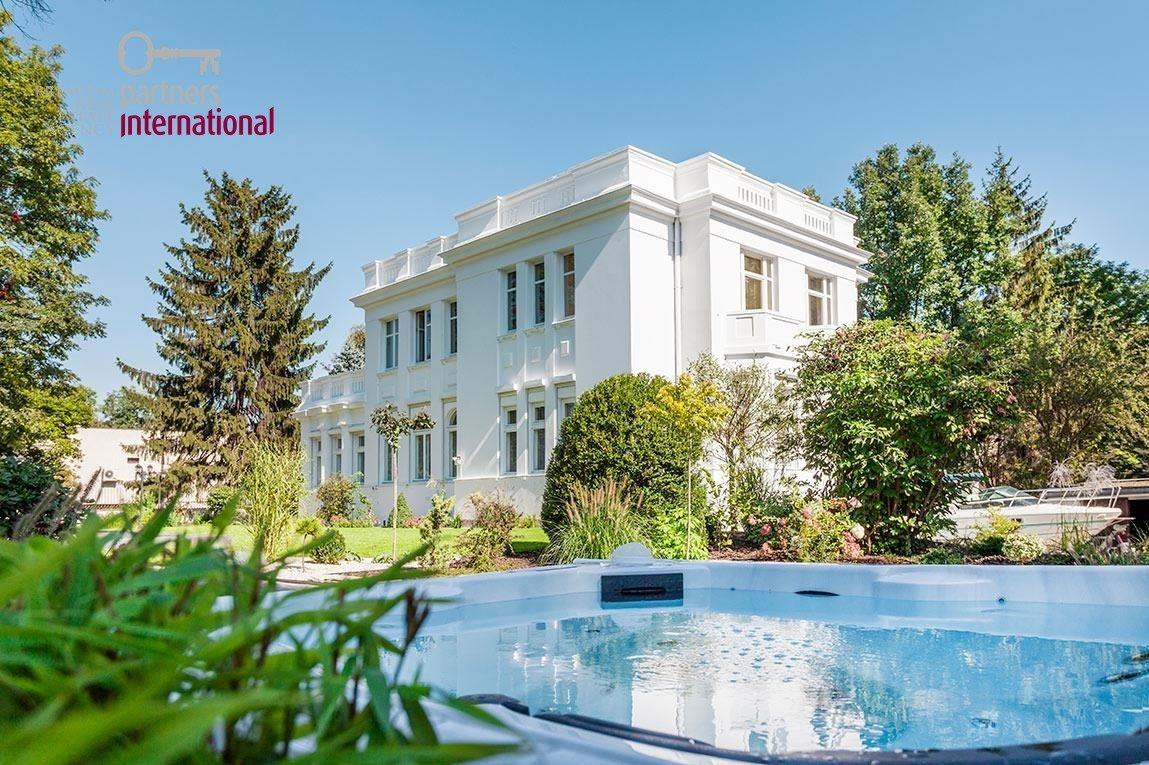 Luksusowy dom na sprzedaż Warszawa, Praga-Południe Saska Kępa, Saska Kępa  530m2 Foto 1