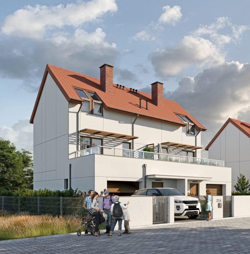 Dom na sprzedaż Gdańsk, Jasień, Źródlana  136m2 Foto 1