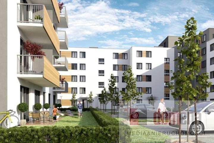 Mieszkanie trzypokojowe na sprzedaż Poznań, Stare Miasto, Karpia  50m2 Foto 2