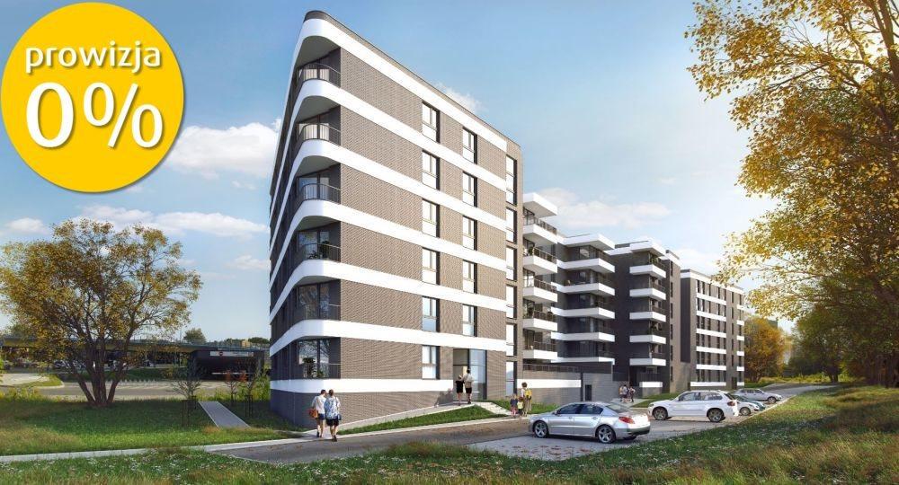 Mieszkanie dwupokojowe na sprzedaż Kraków, Prądnik Czerwony, Promienistych  43m2 Foto 1