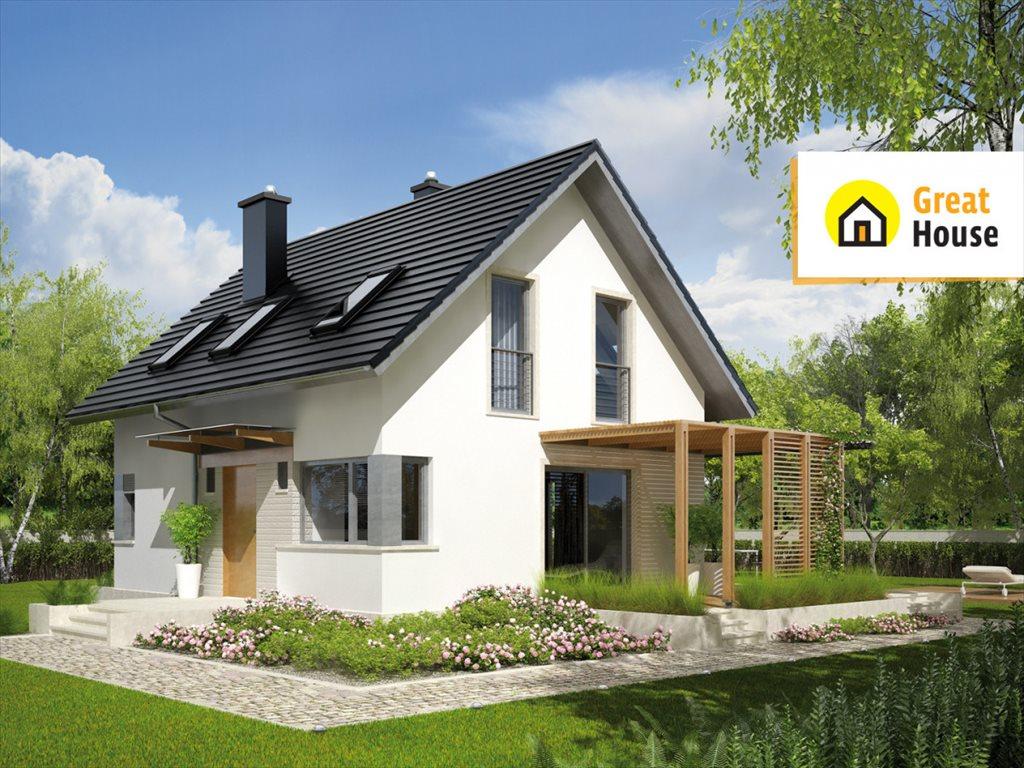 Dom na sprzedaż Oksa, Modrzewiowa  119m2 Foto 5