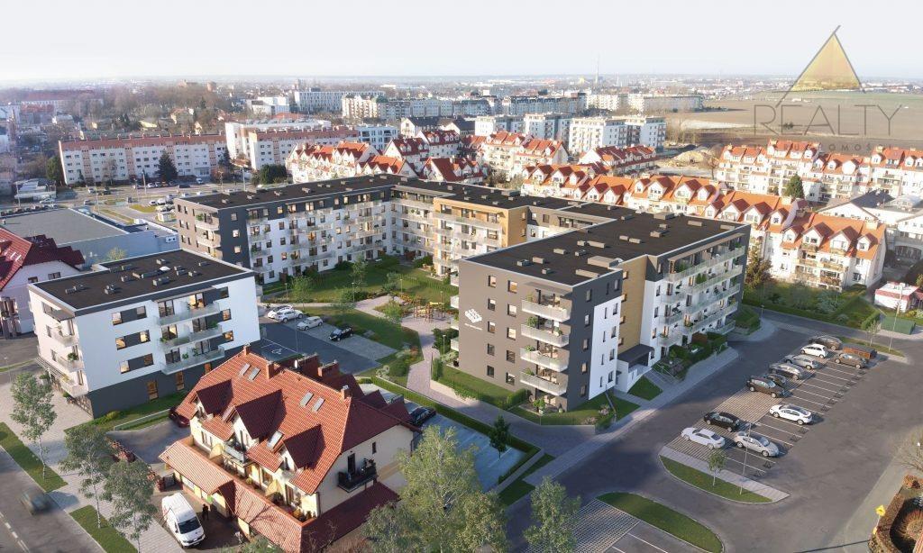 Mieszkanie trzypokojowe na sprzedaż Leszno, os. Ogrody  60m2 Foto 4
